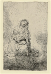 The Virgin and Child in the Cl