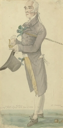 Portrait of Mr. Ireland in Sco
