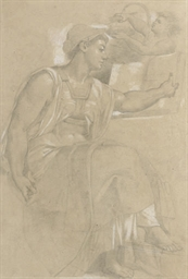 The Eritrean Sibyl, after Mich