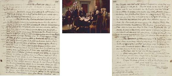ADAMS, John. Autograph letter