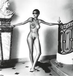 Iman, Monte Carlo, 1990