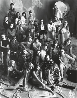 Ormond gigli b 1925 famous ford models new york for Ford models new york
