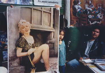 Equador (Marilyn Monroe, Bus S