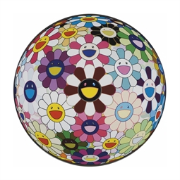 Flower Ball (Brown)