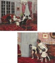 Scène de famille
