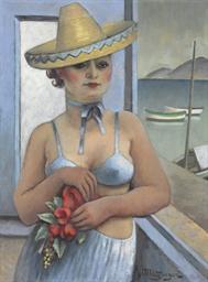 Suzanne au sombrero