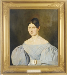Portrait of Betty von Keller B
