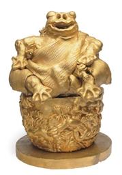 Tantric Frog Buddha Camping Ou