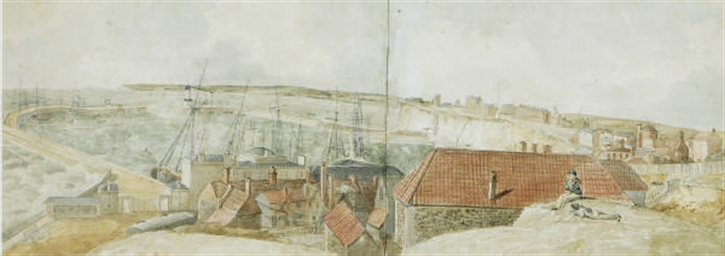 View of Ramsgate; and a compan