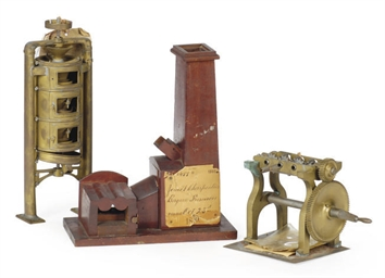 SEVEN PATENT MODELS RELATED TO