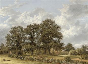 Garden, White Waltham, Maidenh