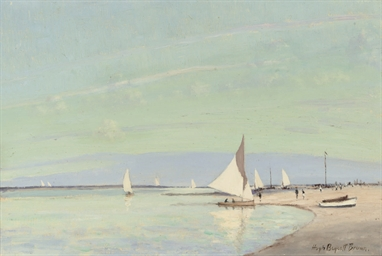 Bright Morning, Blakeney, Norf