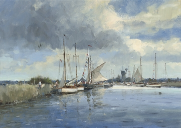 Thurne Regatta, Norfolk