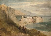The Grimaldi Palace, The Rocher de Monaco
