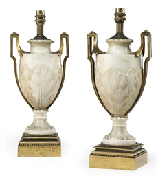 A PAIR OF ITALIAN ORMOLU MOUNT