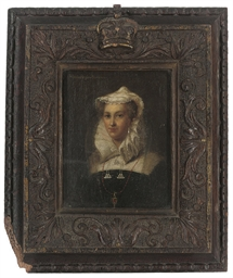 Portrait of Mary Queen of Scot