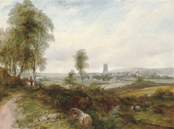 A view of Dedham
