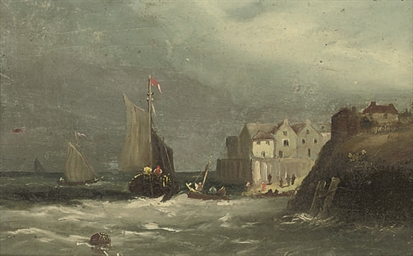 Harbour approach; and Fishing
