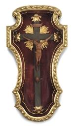 AN ITALIAN BOXWOOD CORPUS CHRI