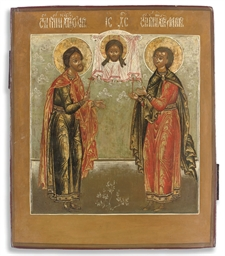 STS. FLORUS AND LAURUS