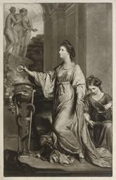 Lady Sarah Bunbury, (Sacrifici