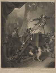 Captain Lewis Mortlock gallant