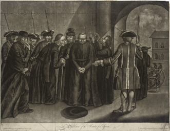 The Expulsion of the Jesuits f