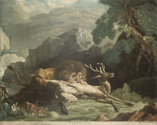 The Lion and the Stag
