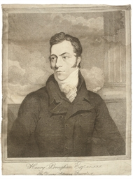 PORTRAIT OF HENRY BROUGHAM, AT