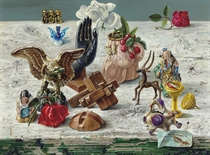 Still Life with Chinese Puzzle