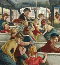 Rowdy Bus Ride