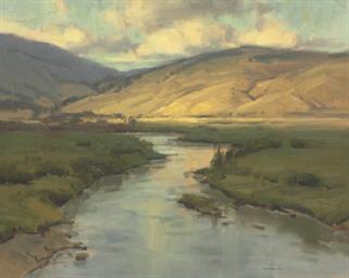 East Rosebud River, Montana