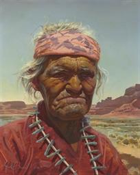 An Old Navajo