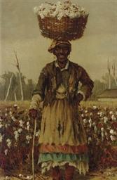 Basket of Cotton