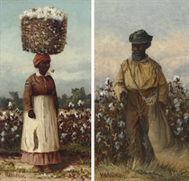 Cotton Pickers: A Pair of Works