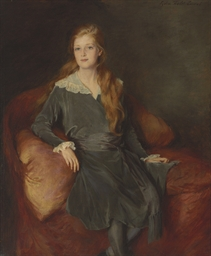Portrait of Mary Callery