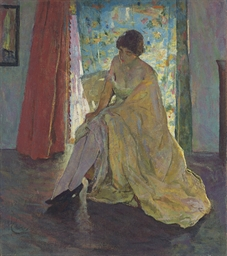 Impressionist Figure