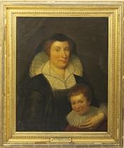 CIRCLE OF GEORGE JAMESONE (SCOTTISH, 1586-1644)