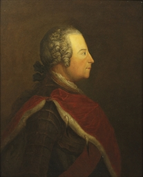 FOLLOWER OF ANTOINE PESNE