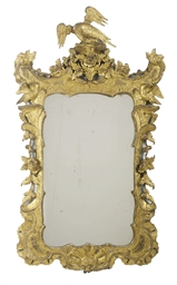 AN IRISH GEORGE III GILTWOOD M