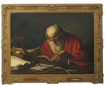 ATTRIBUTED TO HENDRICK BLOEMAERT (UTRECHT, c. 1601-1672)