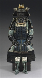 A Momogi Do Suit of Armor