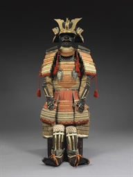A Nimai-Do Suit of Armor