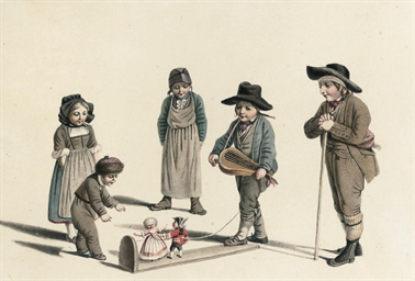 'Le petit Savoyard' (illustrat