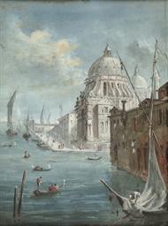 Santa Maria della Salute (illu