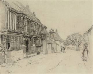 The Star Inn, Alfriston, Susse