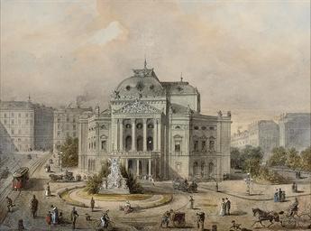 The Volkstheater, Vienna