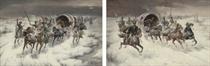 Siberian gold convoy