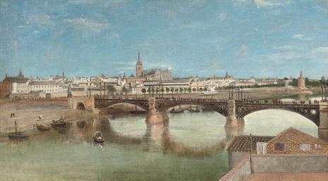 The bridge of Seville