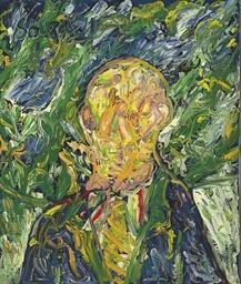 Portrait of H.K. (Harold Kovne
